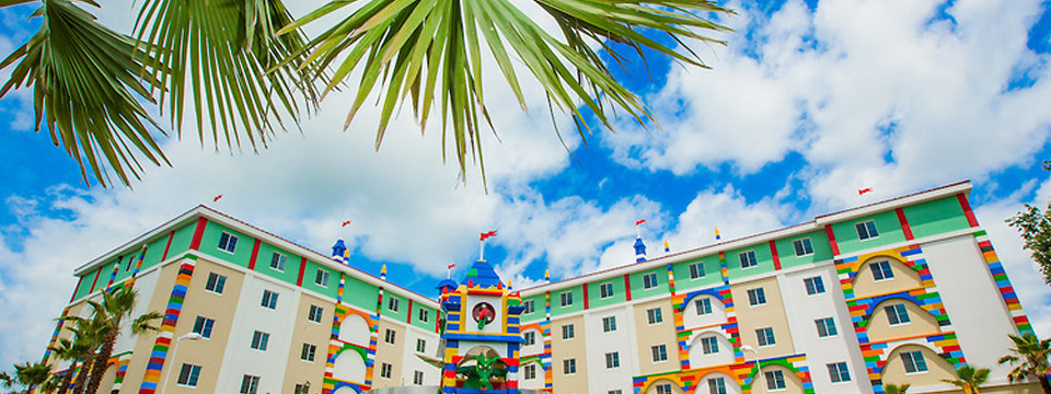 New resort opening: LEGOLAND Florida