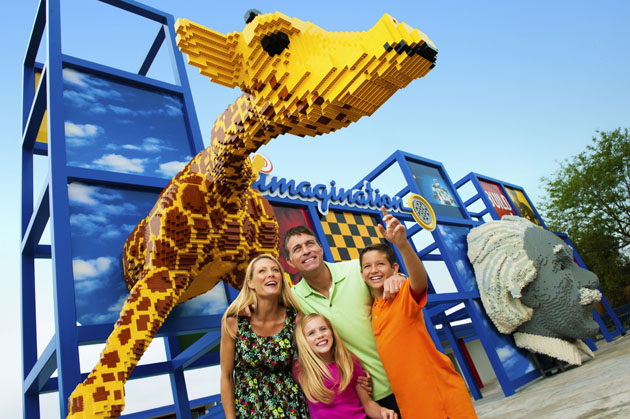Stay at the LEGOLAND Florida Hotel, steps from the LEGOLAND Florida theme park