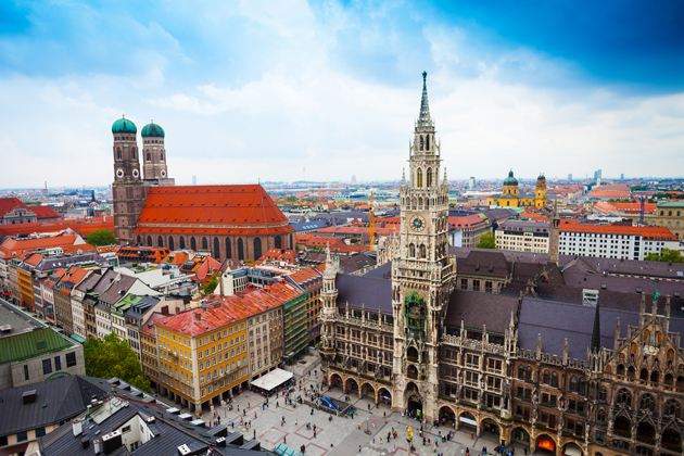 If you're looking for what to do in Germany, don't miss some of the larger cities like Munich. You'll find trendy new neighbourhoods and historic architecture...something for everyone!