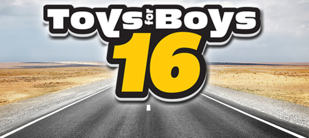 Win a key for the Toys for Boys in Ottawa and qualify to win a trip to Texas.