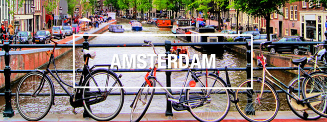 Beer, Chocolate & Cheese: Visit Amsterdam