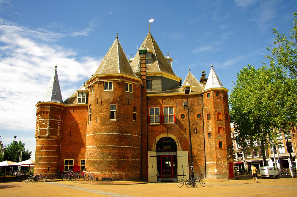 Nieuwmarkt Castle