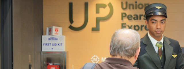 Union Pearson Express: A Toronto Airport Shuttle