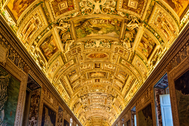 Rome is known for some of the world's most famous artists, a must-do tour in the city