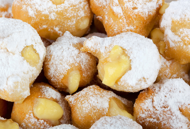 Enjoy Zeppole in Italy for some of the best street food treats.