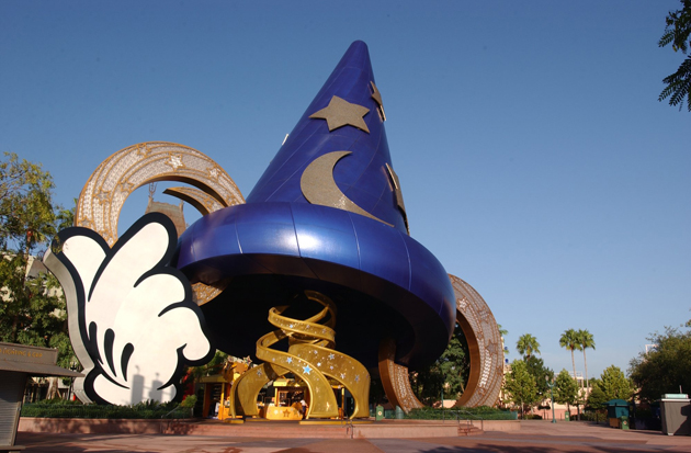 Orlando tourist attractions include Disney, which boasts 4 different parks