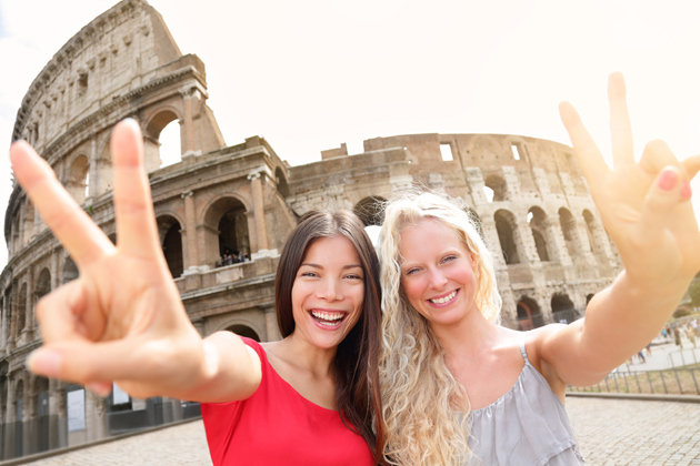 Consider Contiki Holidays for grad gift ideas and European adventures