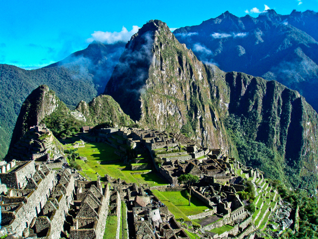 Hike Machu Picchu in Peru for a great selfie opportunity and adventure to kick off summer.
