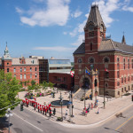 attractions in New Brunswick: Fredericton city hall