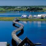 attractions in New Brunswick Le Pays de la Sagouine