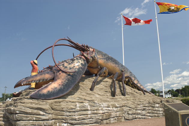 attractions in New Brunswick Shediac
