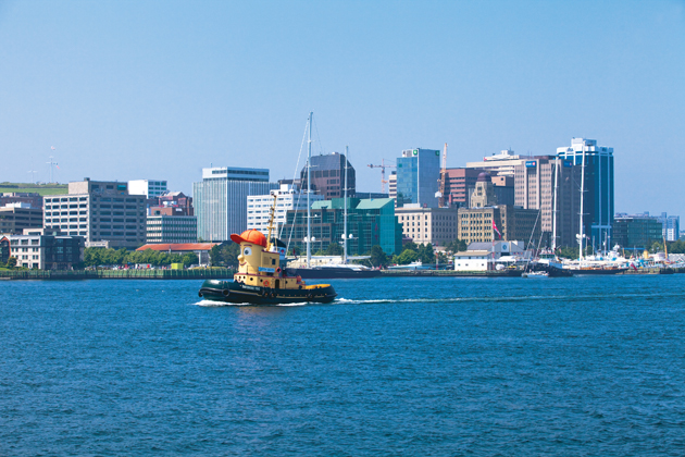 Travel Nova Scotia halifax