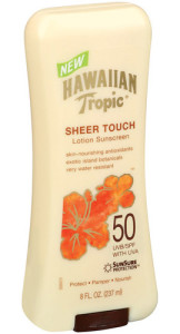 hawiian-tropic-sunscreen