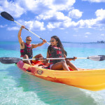 The Breezes Bahamas all-inclusive resort offers plenty of watersports to guests