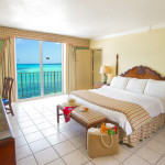 Oceanview room at the Breezes Bahamas