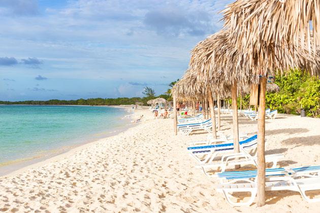 Cayo coco hotels beach