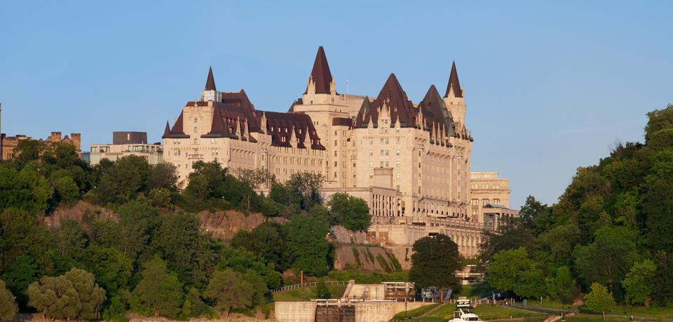Historic Fairmont hotels in Canada - Trip Sense | tripcentral ca