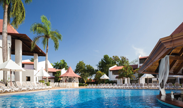 Visit the Blue Bay Villas Doradas in Puerto Plata for an adults-only vacation