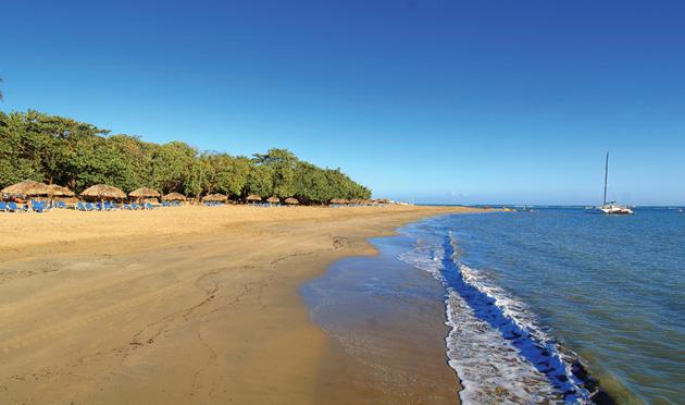 Puerto Plata Playa Doradas beach