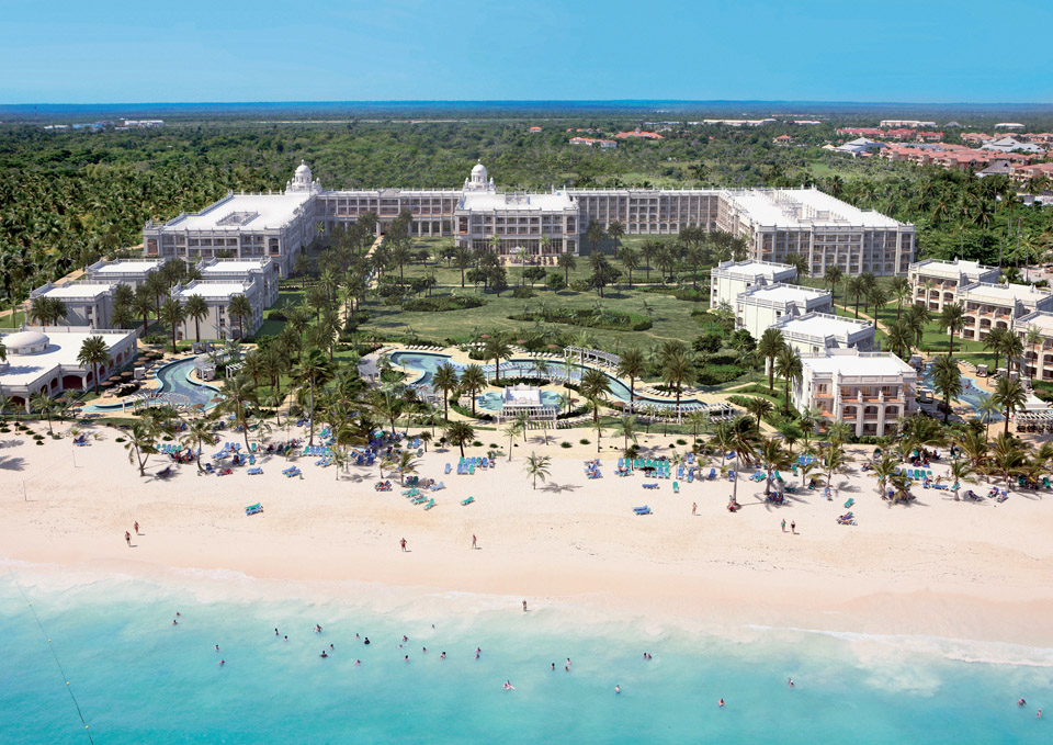 Punta Cana 5-star resort Riu Palace Bavaro