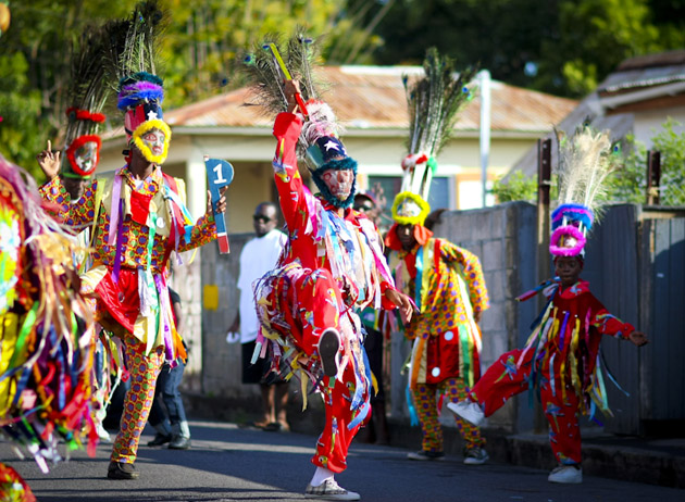 The St Kitts Carnival is a top holiday destination for the traveller looking for something different