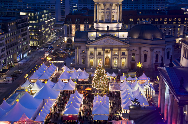 Enjoy one of the top holiday vacations with a Europe river cruise and visit to the German Christmas markets