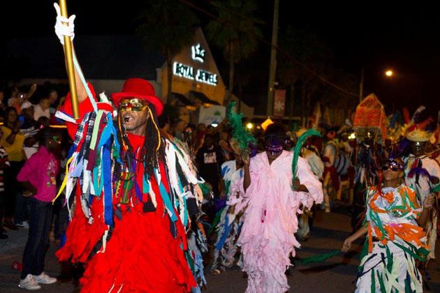 Enjoy the top holiday vacation destinations, including Turks & Caicos for their Maskanoo celebration