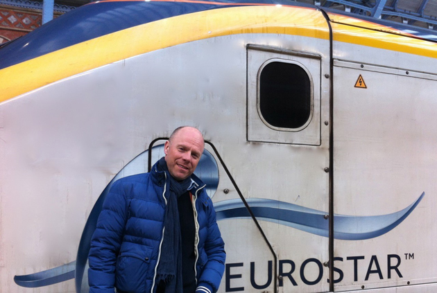 Globus Tours director Kees says he loves showing others the world