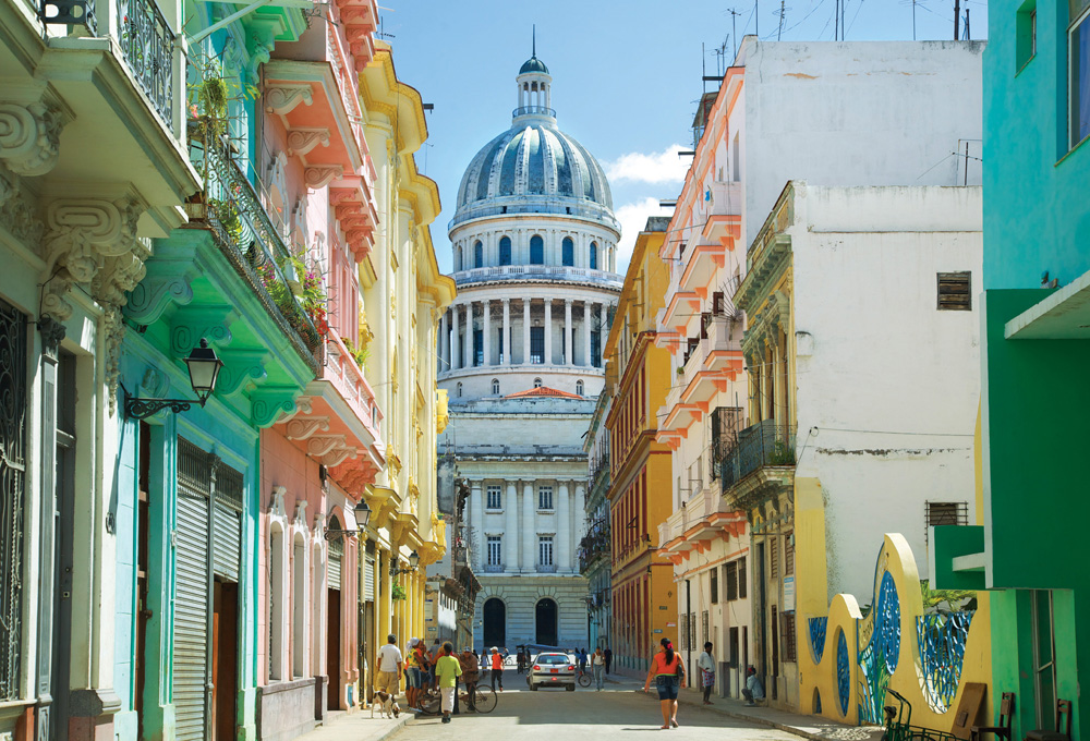 Havana Capitolio