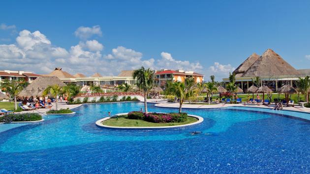 The Mayan Riveria's Grand Bahia Principe Coba has great vacation deals