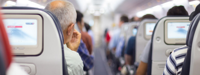 Travel Etiquette: Is it okay to take off your shoes onboard?