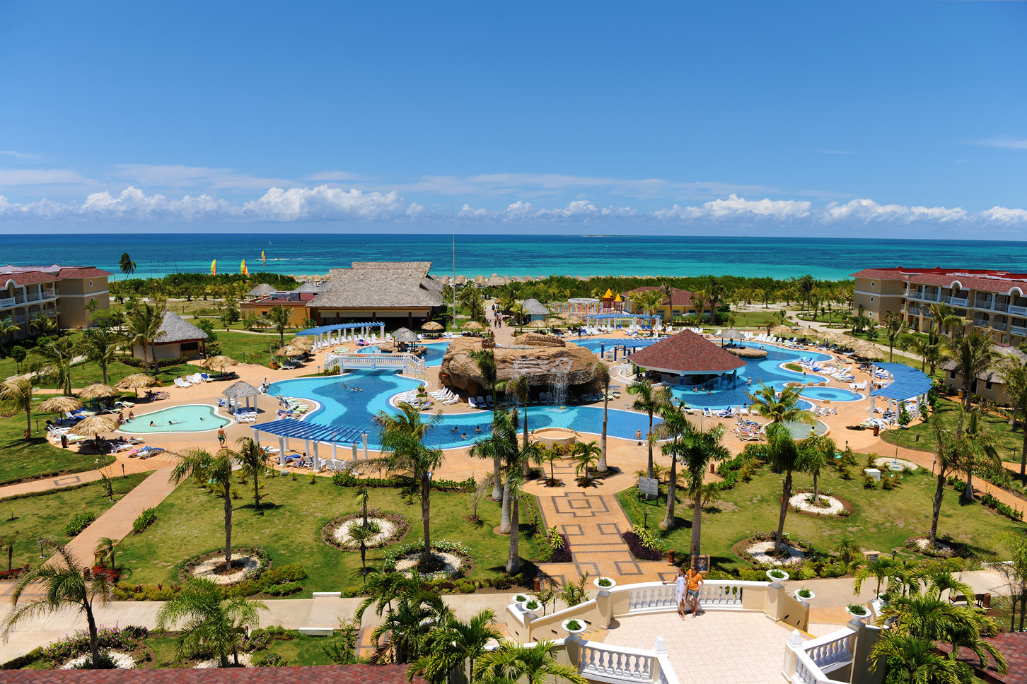 The Iberostar Laguna Azul is one of the best Cuba resorts for kids