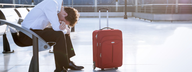 How to survive the stress of holiday airport travel