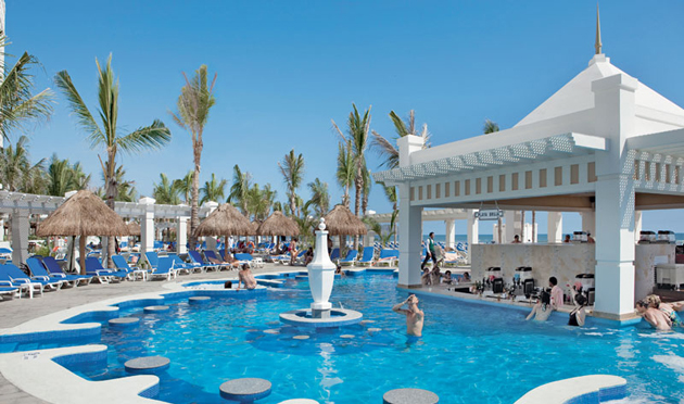 Visit the Riu Emerald Bay for family travel on your Mexico travels to Mazatlan