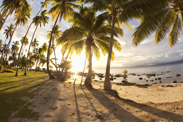 Fiji is a hot spot for your cold winter 2016 travel!