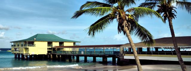 Insider Scoop: Jen Collard visits Barbados