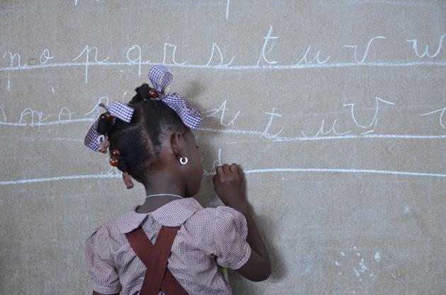 SOS Children's Villages children education