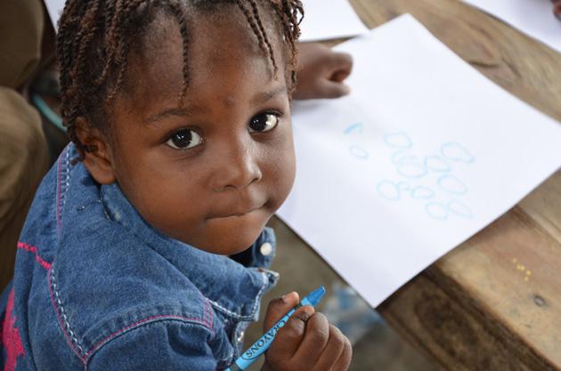 SOS Children's Villages children education dominican republic