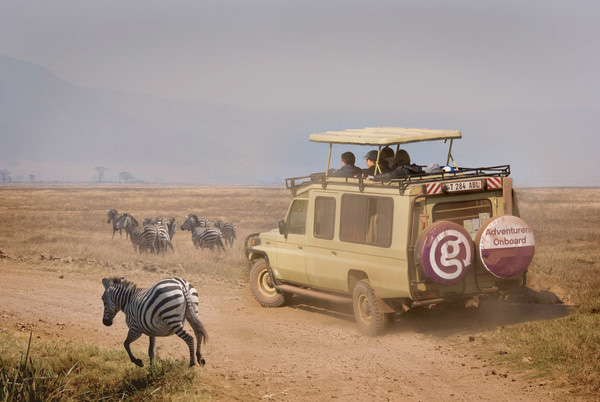 G Adventures adventure travel safari
