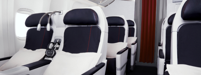 What It's Like Flying Premium Economy Class
