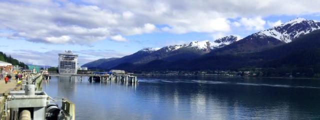 Candice Anger visits Alaska with Princess Cruises