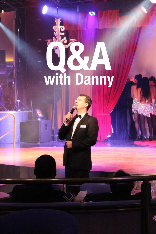 Cuba Cruise Danny Q&A