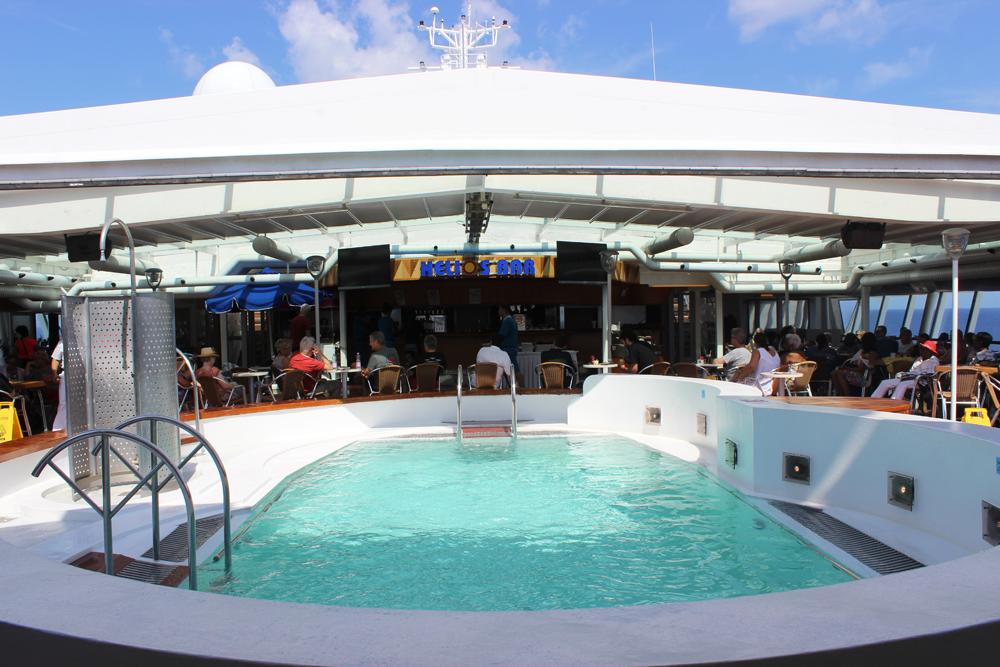 Cuba Cruise Pool
