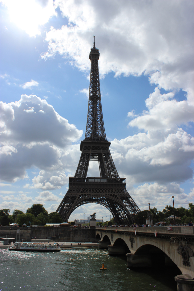 Avalon River Cruise through Paris