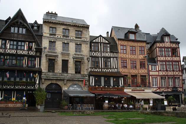 Visit to Rouen, France with Avalon River Cruise