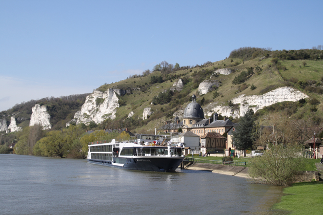 Avalon River Cruise in Les Andelys