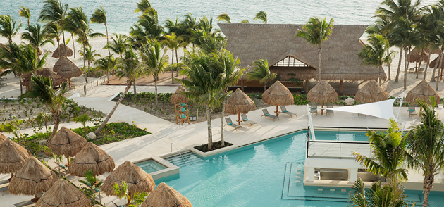 Finest Playa Mujeres pool