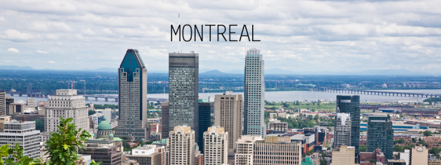 WHERE TO PLAY • STAY • EAT • CHILL IN MONTREAL