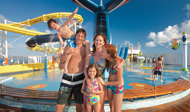 Travel with tweens for an all-inclusive vacation