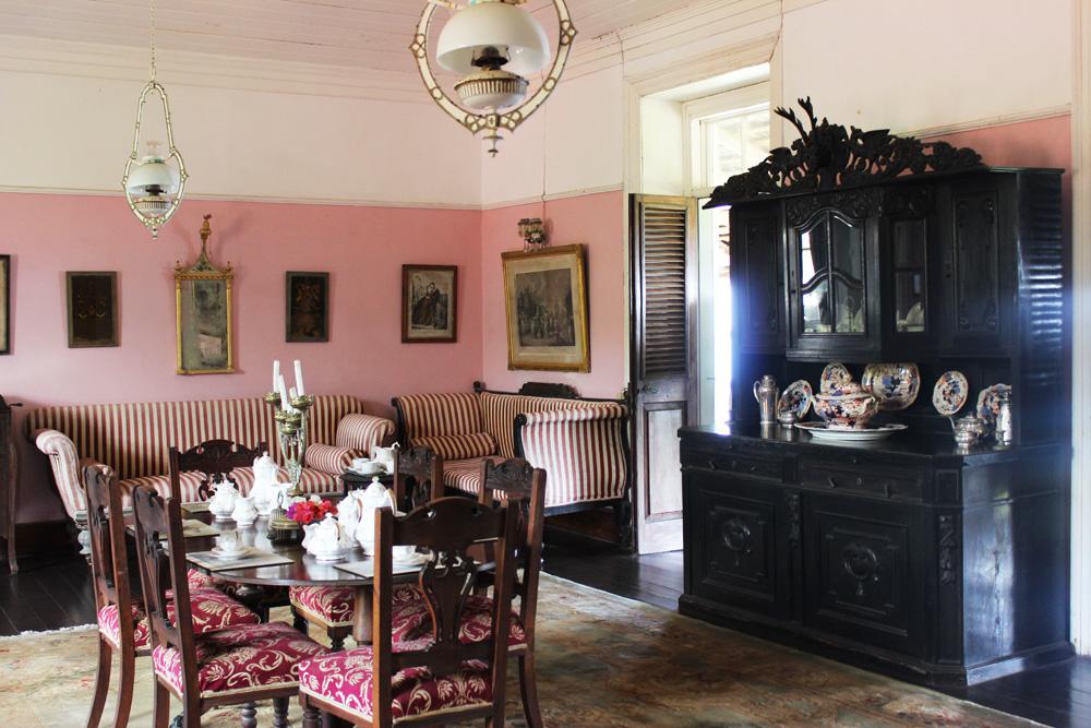 Greenwood Great House Interior